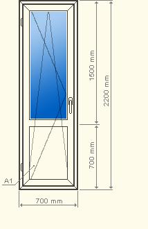 Стоимость пластиковых пвх окон, цены, панельные дома.